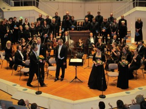 J. S. Bach: h-Moll-Messe (April 2012 im Kammermusiksaal der Berliner Philharmonie)